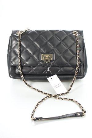 "DKNY Handtasche ""Gansevoort Quilted Nappa Handbag Black"" schwarz"