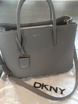 DKNY Handtasche grau