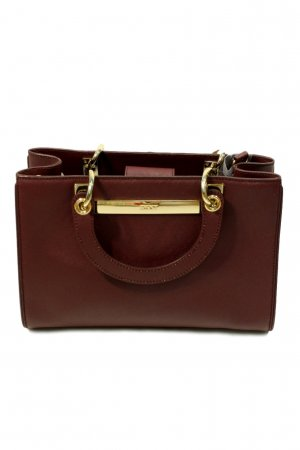 DKNY	Handtasche in Pflaume
