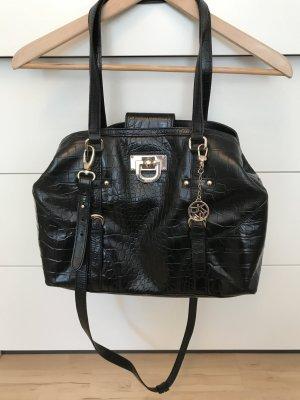 DKNY Handtasche in Schlangenlederoptik