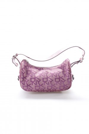 DKNY handbag purple