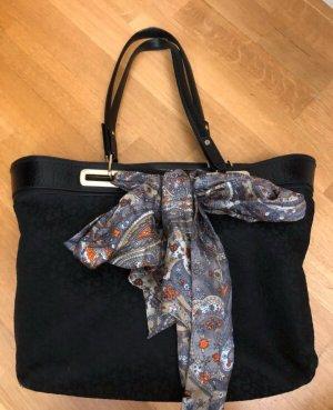 DKNY Handtasche mit Tuch
