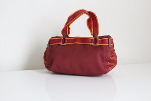DKNY Handtasche rot orange neu