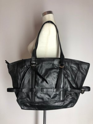 DKNY Handtasche, schwarz