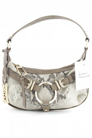 DKNY Carry Bag animal pattern party style