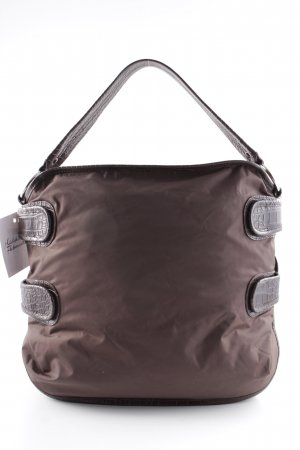 DKNY Carry Bag brown casual look