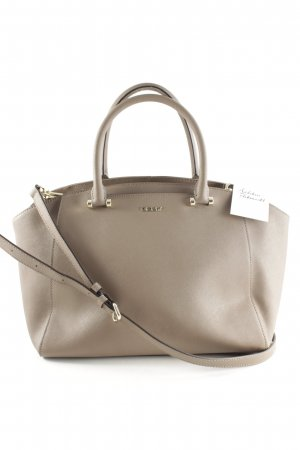 DKNY Carry Bag grey brown casual look