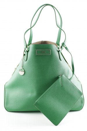 DKNY Carry Bag green casual look