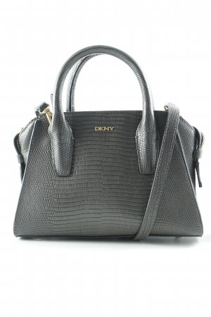 DKNY Carry Bag taupe-grey reptile print