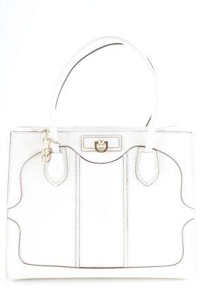 DKNY Carry Bag white elegant