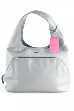 DKNY Hobo hellgrau Business-Look
