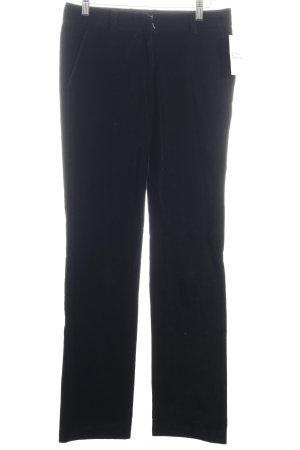 DKNY Hose schwarz schlichter Stil