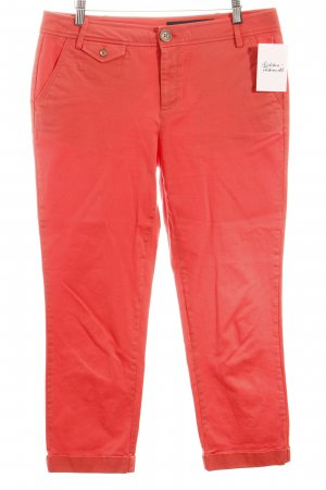 DKNY Jeans Pantalone a 7/8 salmone stile casual