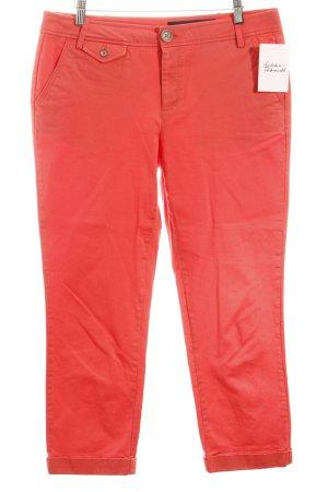 DKNY Jeans Pantalón tobillero salmón look casual