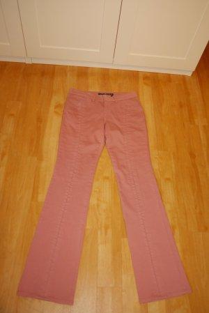DKNY Jeans Pantalone chino rosa antico-rosa