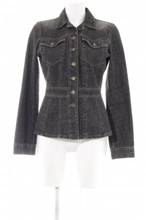 DKNY Jeans Jeansjacke taupe Casual-Look