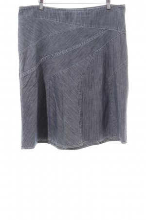 DKNY Jeans Gonna di jeans blu stile casual