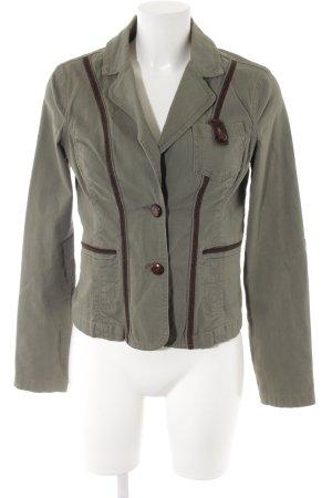 DKNY Jeans Giacca corta cachi-marrone stile da moda di strada