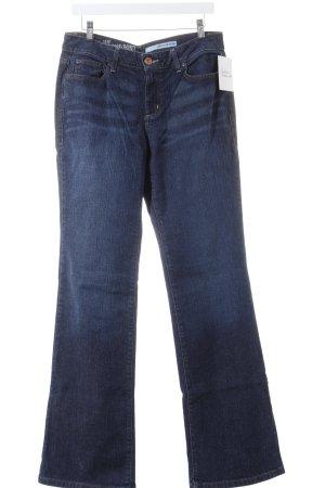 DKNY Jeans Jeans a gamba dritta blu stile casual