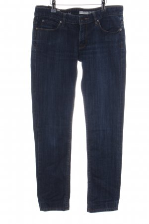 DKNY Jeans Straight-Leg Jeans blau Casual-Look