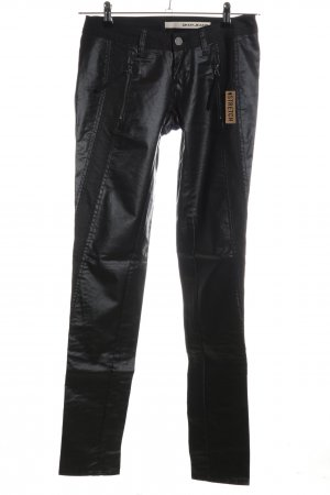 DKNY Jeans Stretchhose schwarz Casual-Look