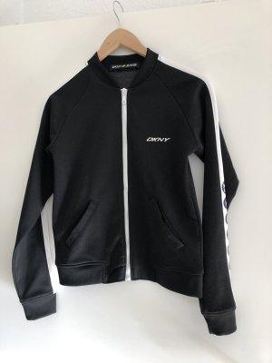 DKNY Jeans Sweatjack zwart