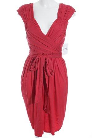 DKNY Jerseykleid rot Elegant
