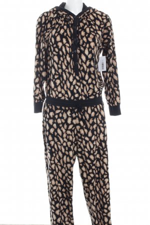 DKNY Jumpsuit Leomuster Animal-Look
