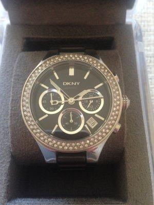 DKNY Watch black