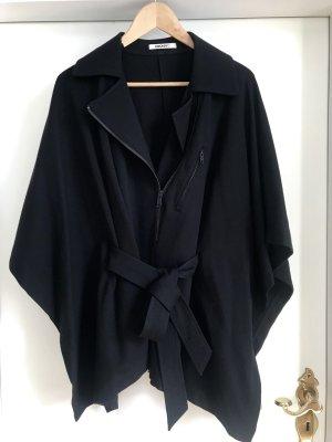 DKNY Short Coat black