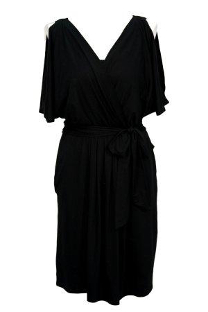 DKNY Kleid in Schwarz