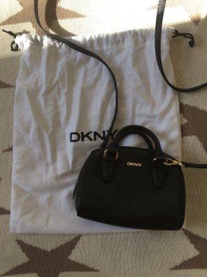 DKNY Carry Bag black leather