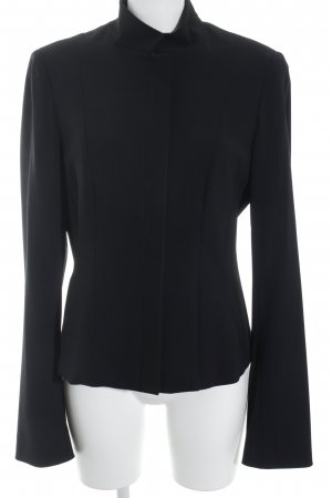 DKNY Kurz-Blazer schwarz Business-Look