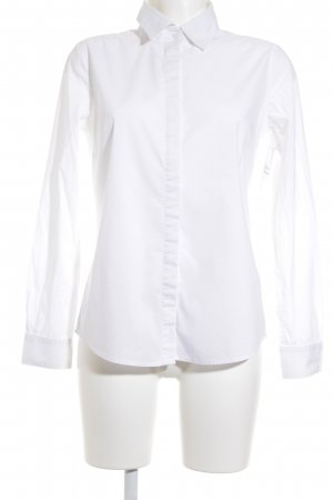 DKNY Long Sleeve Shirt white business style