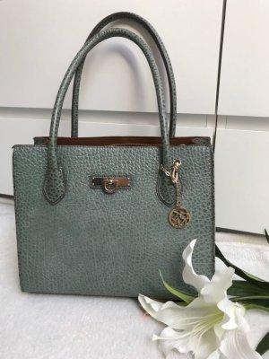 DKNY leder handtasche
