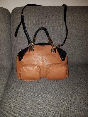 DKNY Ledertasche Handtasche