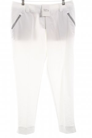 DKNY Linen Pants white beach look