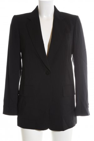 DKNY Long-Blazer schwarz Business-Look