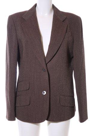 DKNY Long-Blazer bronzefarben meliert Business-Look