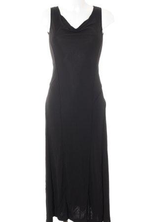 DKNY Maxikleid schwarz Elegant