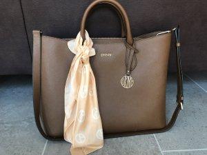 DKNY Messenger bag Cognac braun