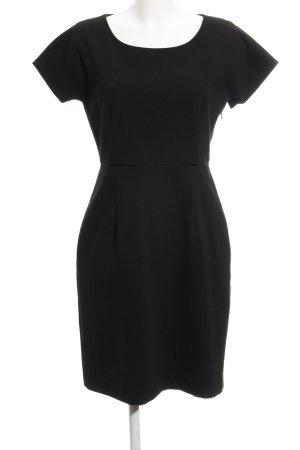 DKNY Minikleid schwarz klassischer Stil