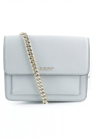 "DKNY Borsetta mini ""Bryant Park Chain Item Mini Flap Crossbody Natural Marble"""