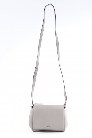 DKNY Mini Bag grey-silver-colored casual look
