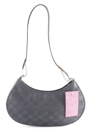 DKNY Minitasche schwarz Motivdruck Casual-Look