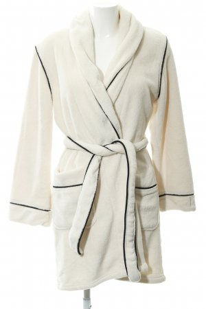 DKNY Dressing Gown cream fluffy