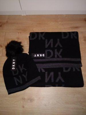 DKNY Mütze & Schal