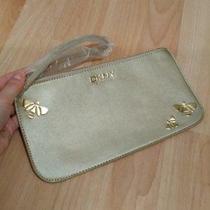 DKNY Clutch goud