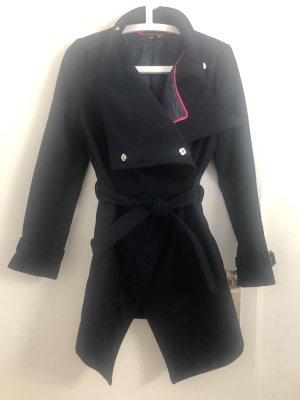 DKNY Trenchcoat donkerblauw