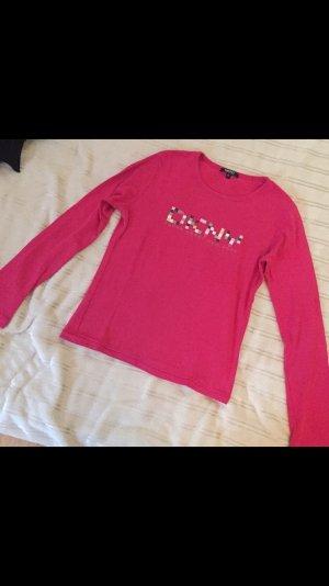 DKNY pinkes Oberteil